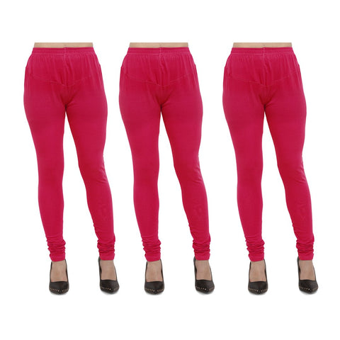Rani Color Cotton Lycra Legging - LEG-PO3-RNI
