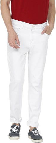 Lawson Skinny Men's White Denim Jeans - LWhite12