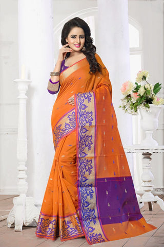 Yellow Color Banarasi Silk Saree - MAST-MAST1081