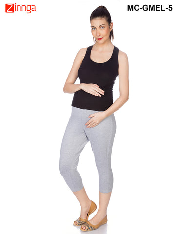 GOLDSTROMS-Women's Adjustable Maternity Pant - MC-GMEL- 1