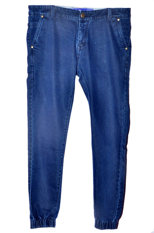 Blue Color Denim Men's Jeans - MJ-123