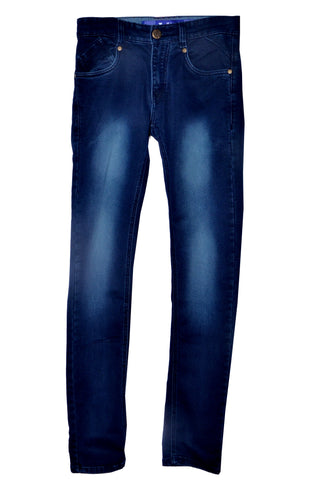 Blue Color Denim Men's Jeans - MJ-124