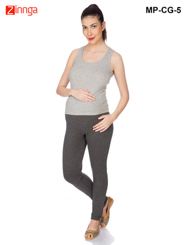 GOLDSTROMS-Women's Adjustable Maternity Pant - MP-CG- 1