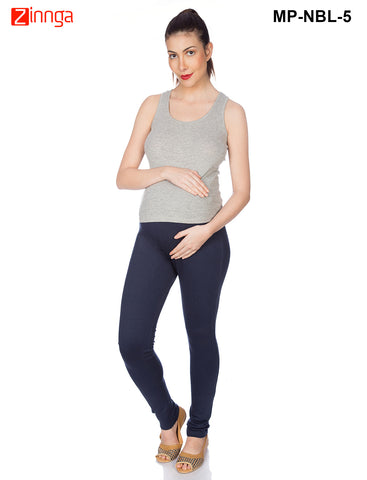 GOLDSTROMS-Women's Adjustable Maternity Pant - MP-NBL- 1