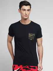 Buy White Color Cotton Men's Tshirt