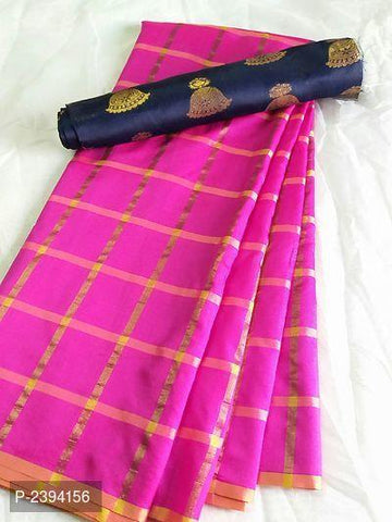 Pink Color Sana Panetar Silk Saree - NCC134C