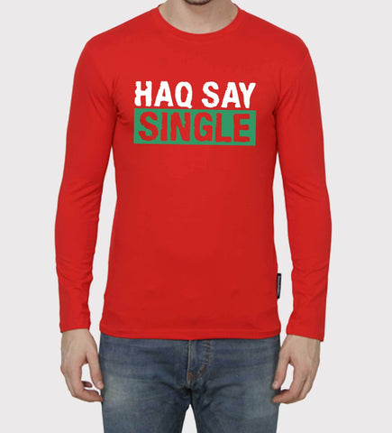 Red Color 160 GSM 100% Cotton Mens Tshirt - PC-10073