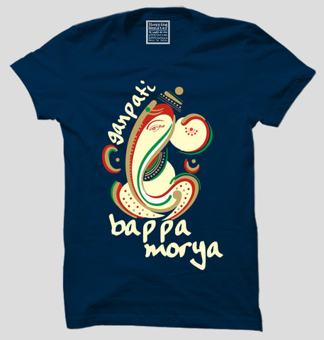 Navy Blue Color 160 GSM 100% Cotton Mens Tshirt - PCH-10212