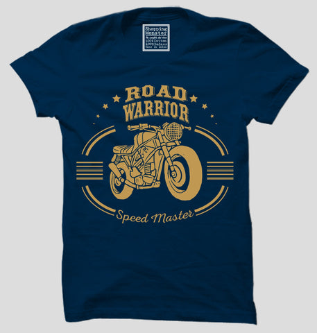 Navy Blue Color 160 GSM 100% Cotton Mens Tshirt - PCH-10222