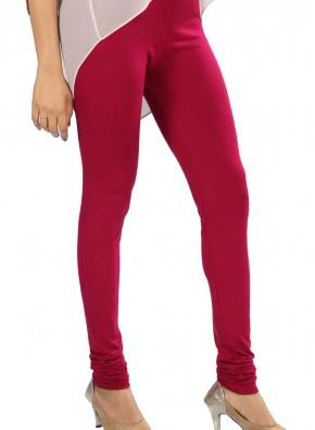 Maroon Color Lycra Legging - RA-106