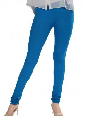 Light Blue Color Lycra Legging