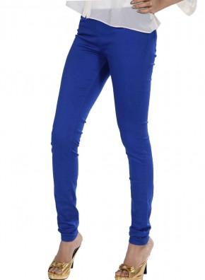 Blue Color Lycra Legging