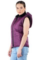Majenta Color Micro Polyster Jacket - RB-JacketMajenta