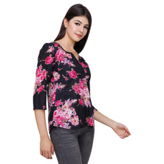 Multi Color Rayon Top - RCTPSS003