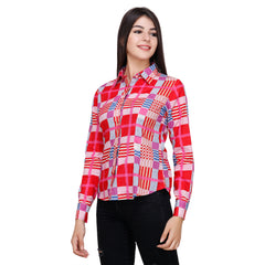 Multi Color Rayon Shirt - RCTPSS008