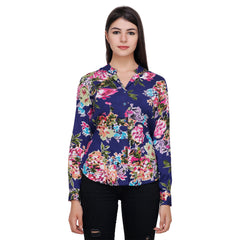 Multi Color Rayon Shirt - RCTPSS019