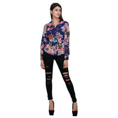 Multi Color Rayon Shirt
