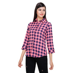 Multi Color Polyster Shirt - RCTPSS029