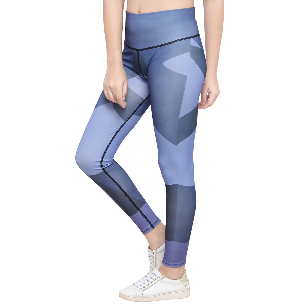 Buy Multi Color Stretchable Tight pant