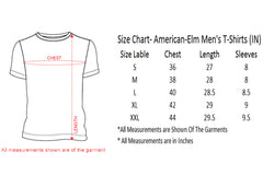AMERICAN ELM- White Color Cotton  T-Shirt - HSPT-A11YLW