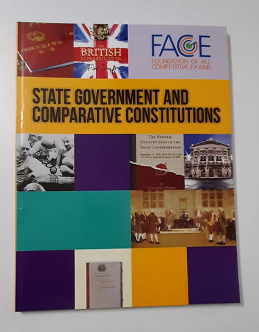 UPSC Book-State Government and Comparative Constitutions