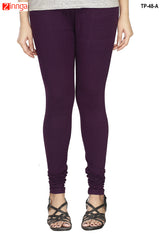 Black Color  Cotton Legging