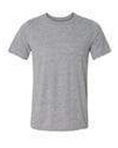 Grey Color Pure Cotton Men's T-Shirt - TRSC-10