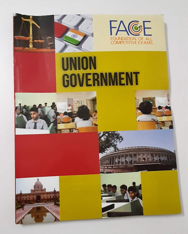 UPSC Book-Union Government
