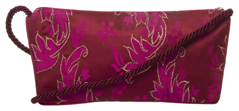 Pink Color Pure Silk Women's HandBag - VARASIDDHI-HB13