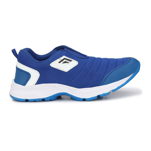 BROOKE Sky Blue Color Synthetic Men Sports Shoes - WK-SKYBLUE-SPORT