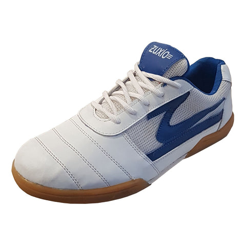 White Color Synthetic Mens Badminton - ZUXIOmodelCupWhite