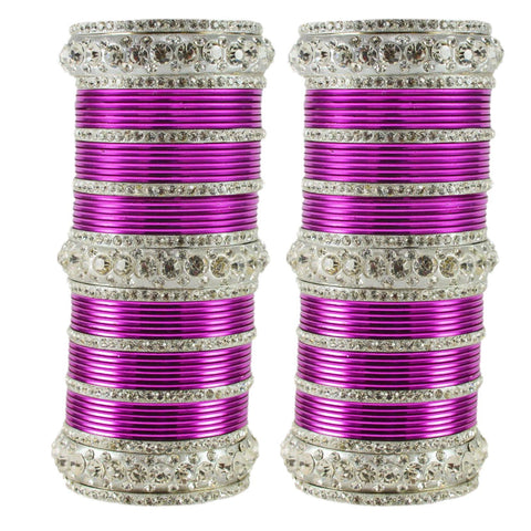 Rani Color Brass Bangle  - ban1622