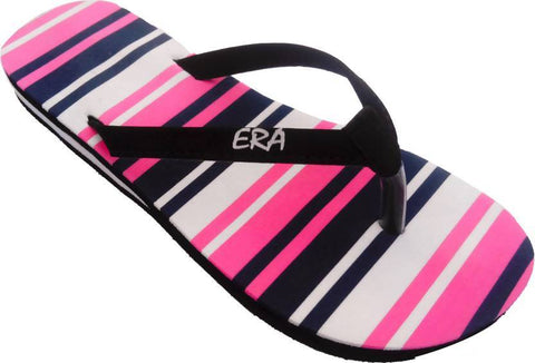 Pink Color Rubber Sandals - bhavya-575P