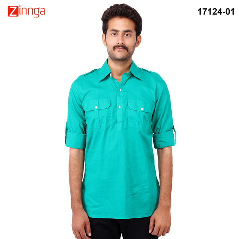 FBBIC-Nice Looking Men's Formalwear And Casualwear,Partywear kurtas- fbbic-17124-1