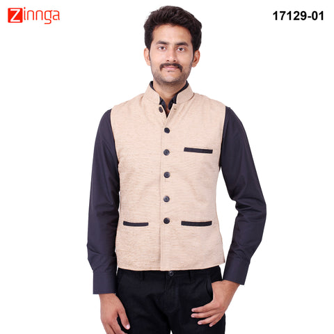FBBIC-Nice Looking Men's Formalwear And Casualwear,Partywear Jacket- fbbic-17129-1