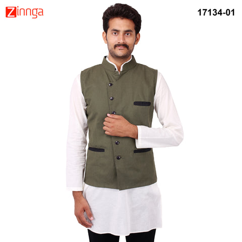 FBBIC-Nice Looking Men's Formalwear And Casualwear,Partywear Jacket- fbbic-17134-1