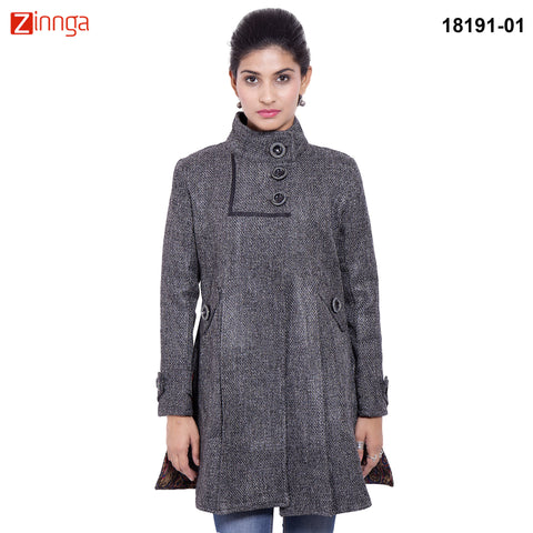 FBBIC-Nice Looking Women's Long Coat-fbbic-18191-1