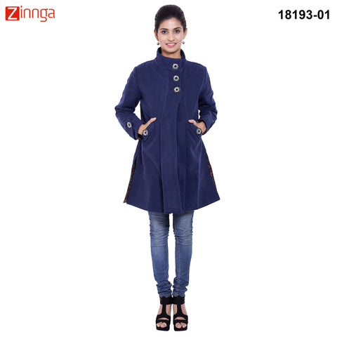 FBBIC-Nice Looking Women's Long Coat-fbbic-18193-1