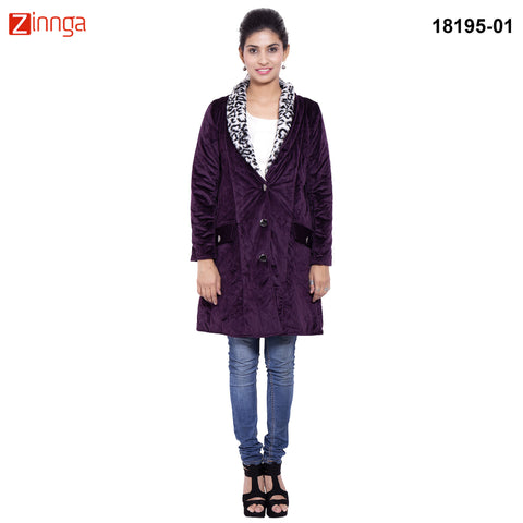 FBBIC-Nice Looking Women's Long Coat-fbbic-18195-1