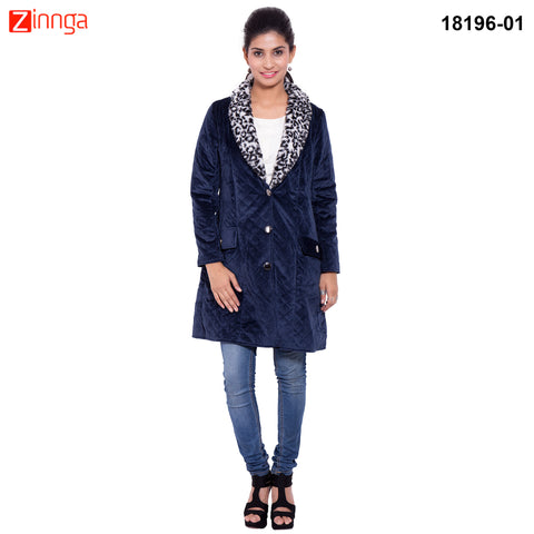 FBBIC-Nice Looking Women's Long Coat-fbbic-18196-1