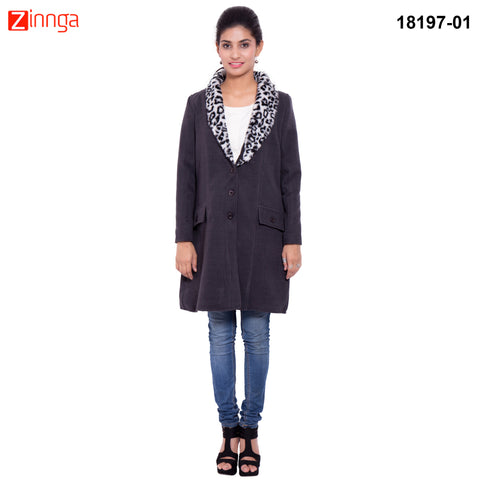 FBBIC-Nice Looking Women's Long Coat-fbbic-18197-1