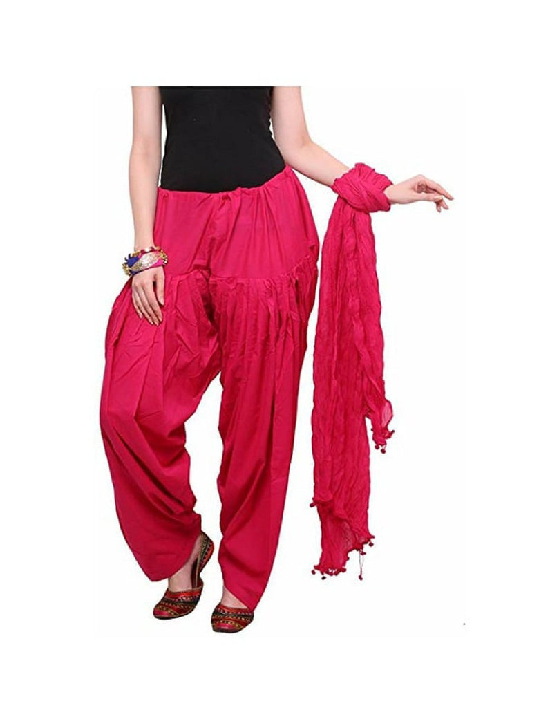 Buy Rani Color Cotton Women's Patiala