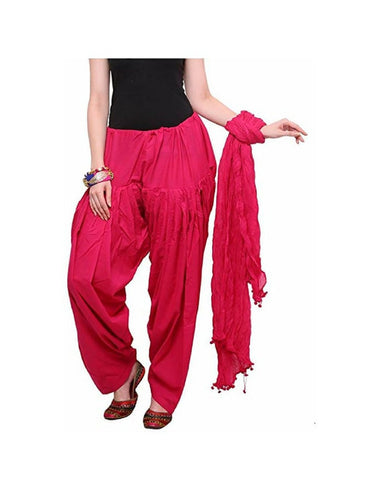 Rani Color Cotton Women's Patiala - pla002