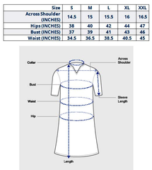 White Color Flex Cotton Stitched Kurti - SS16VARAMA11056