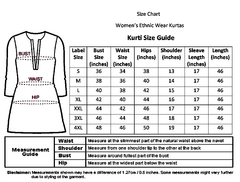 Grey Color Rayon Stitched Kurti  - SW3-3003