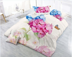 Multi Color Poly Cotton Bed Sheet