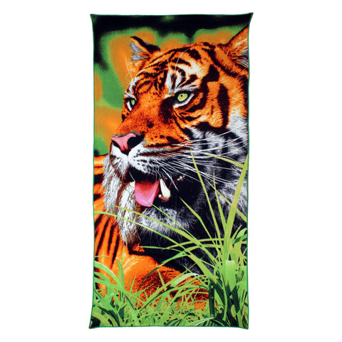 BELOMODA- Multi Color Blended Cotton Towel-wcblmct40