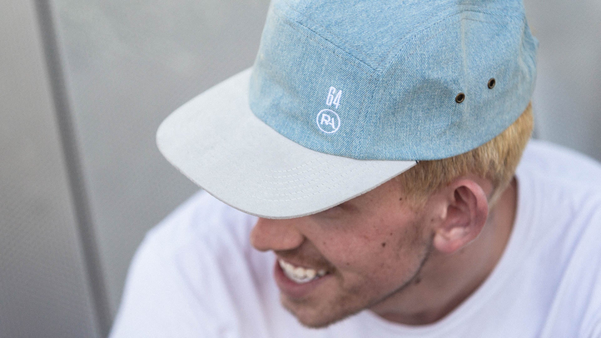 ACADIA 5 PANEL HAT - R-Anthony® Hats & Headwear