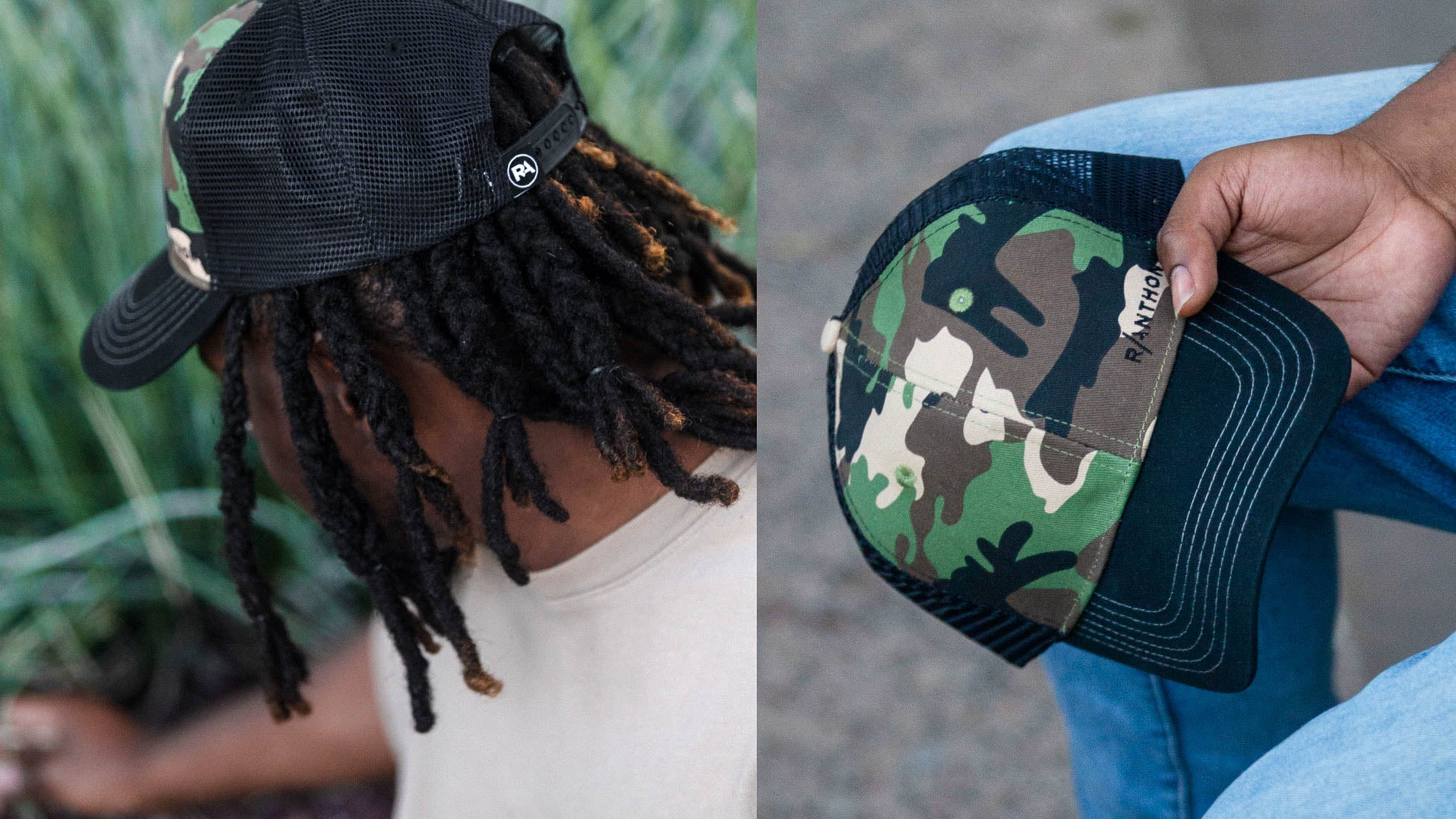 CLASSIC CAMO - R-Anthony® Hats & Headwear