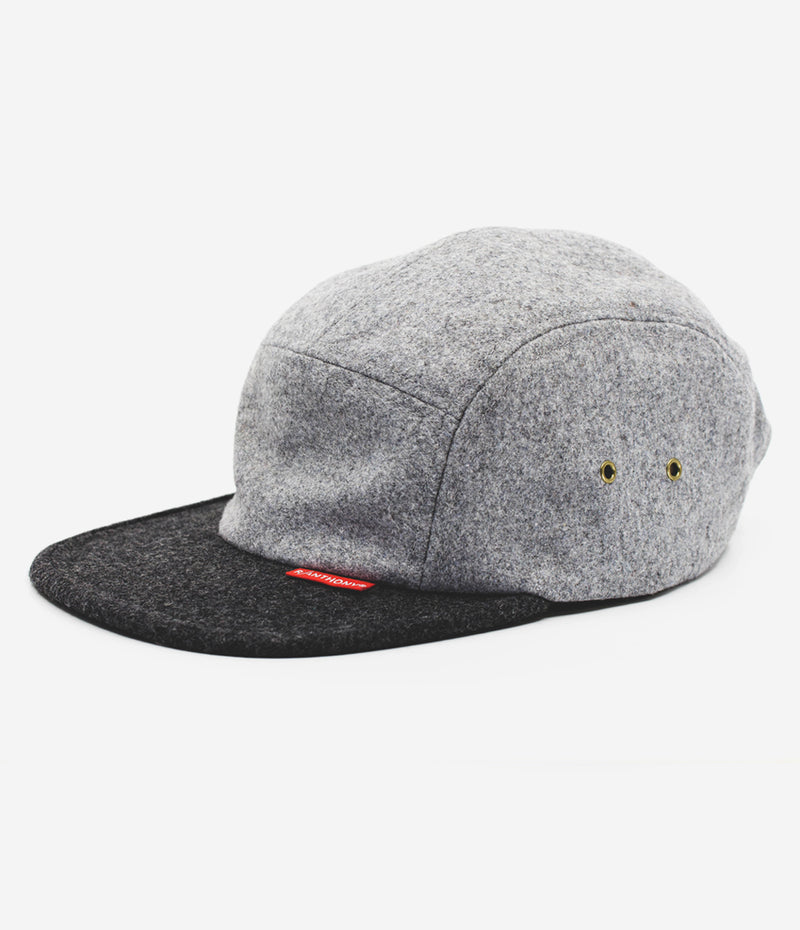 5 PANEL REDTAG CAMPER CAP - R-Anthony® Hats & Headwear